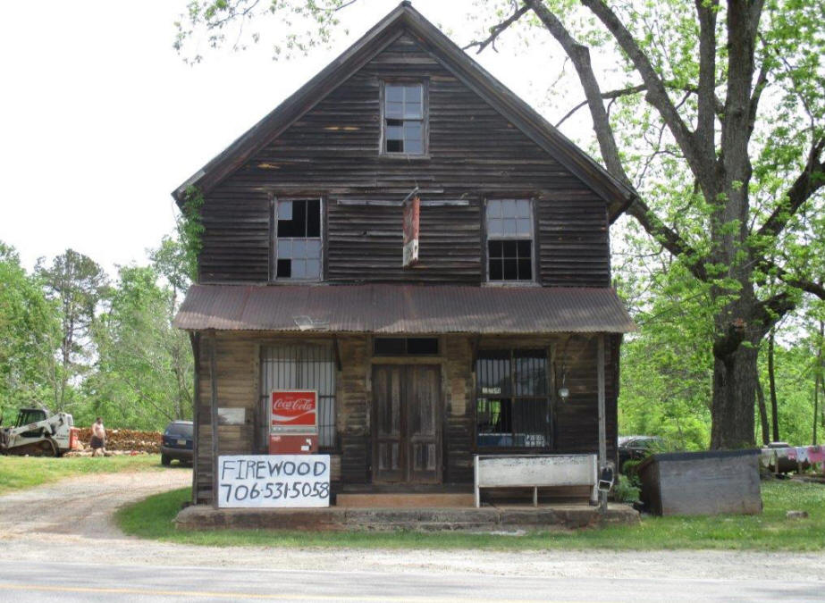 Woodie's Grocery in Auraria near  Dahlonega, GA