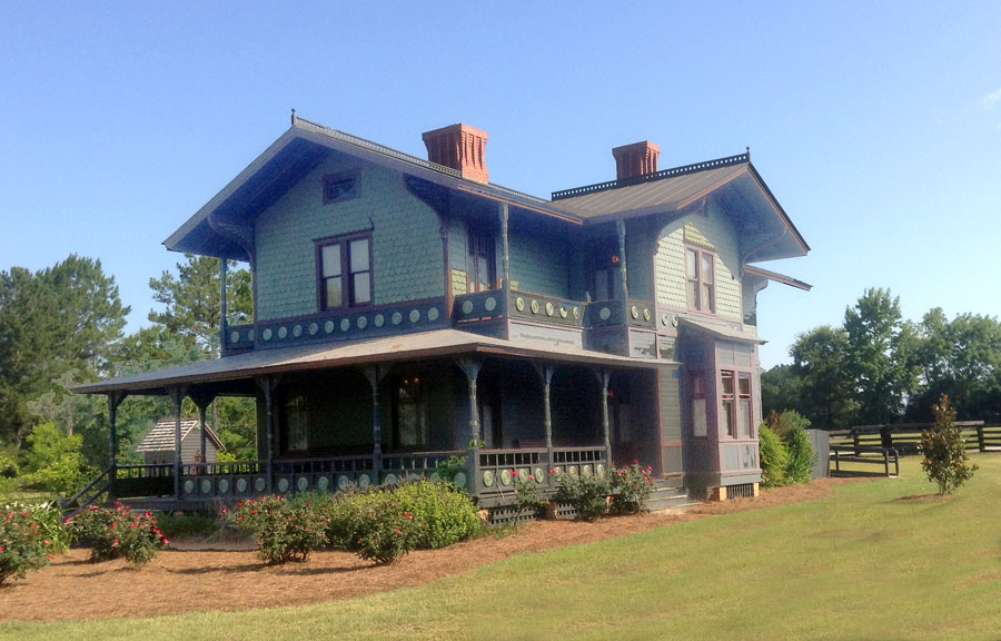 Tift House at Georgia Agrirama