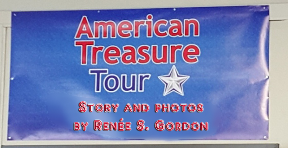 Title photo for American treasure tour