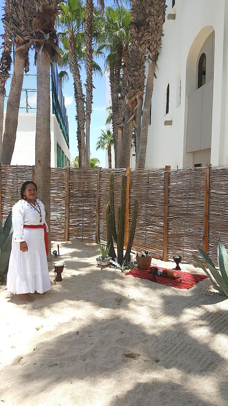 woman at spa at Eforea Spa