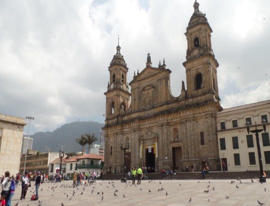 cathedral in colombia