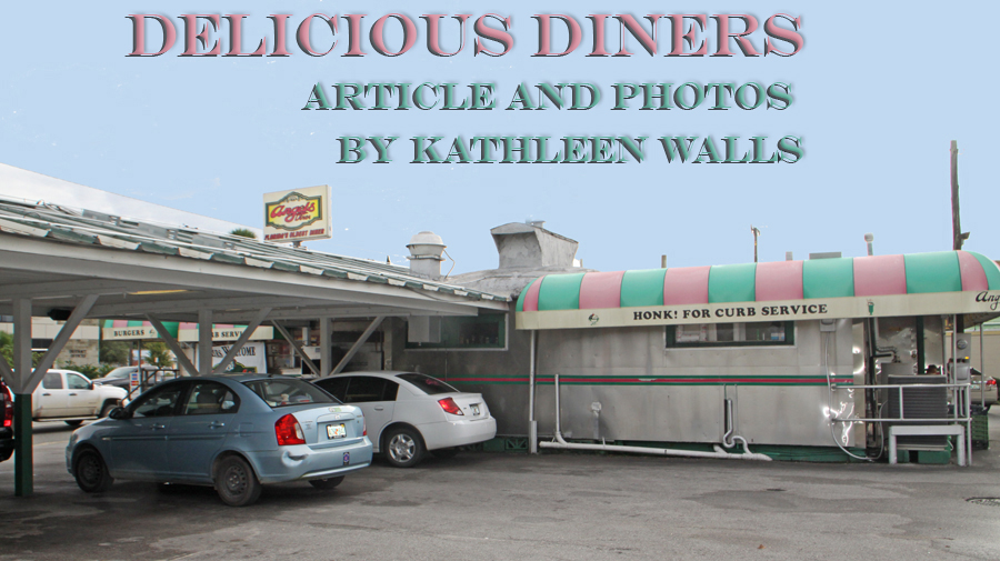 Angel's Diner  in Palatka, FL