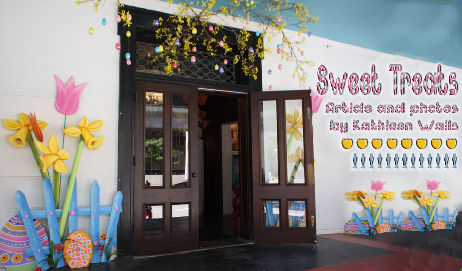 <h1>Sweet Treats front of Sweet Pete's</h1> used as  header