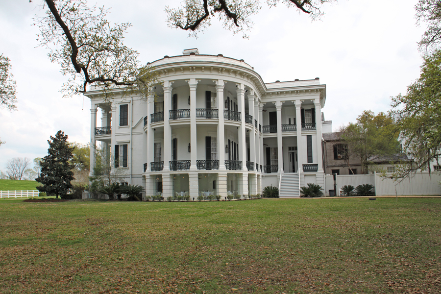 Nottoway Plantation in White Castle near Baton Rouge