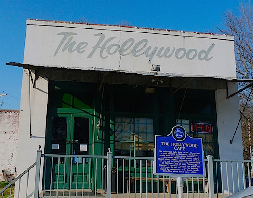Hollywood Cafe in Mississippi