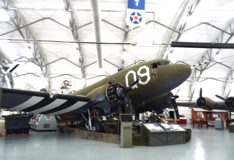 Air Mobility Command Museum B52