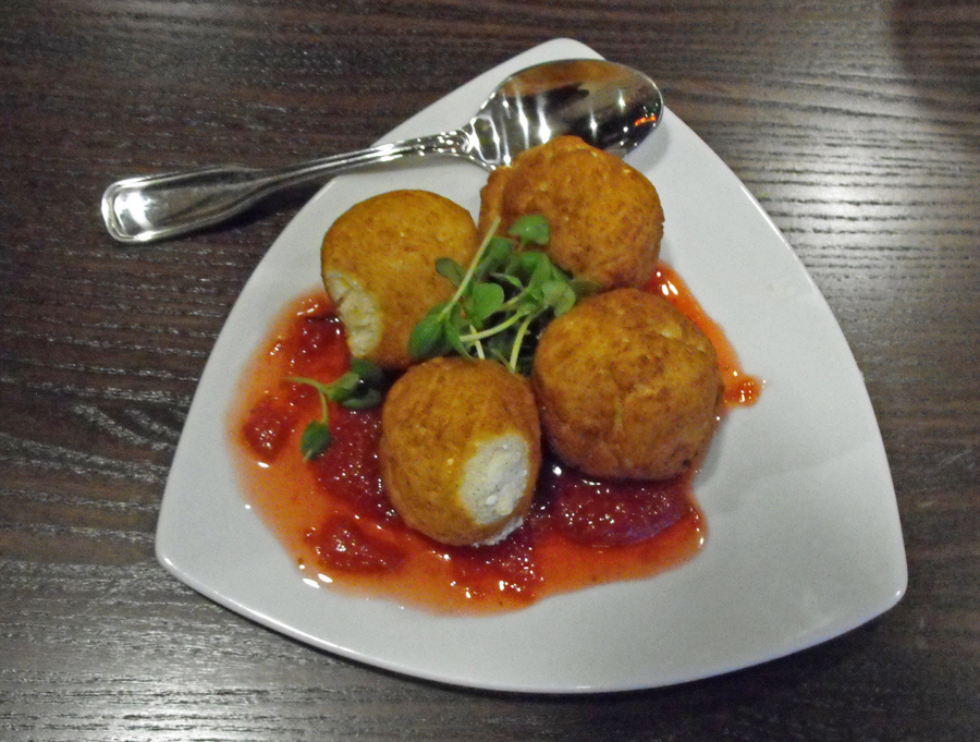 Riccotta Fritters  at Kitchen on San Marco in Jacksonville, FL