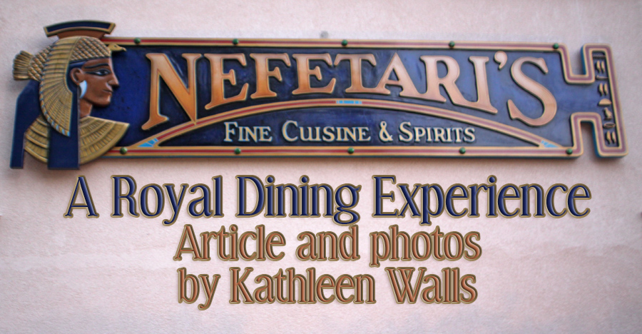 Nefetari's Fine Cuisine & Spirits title photo