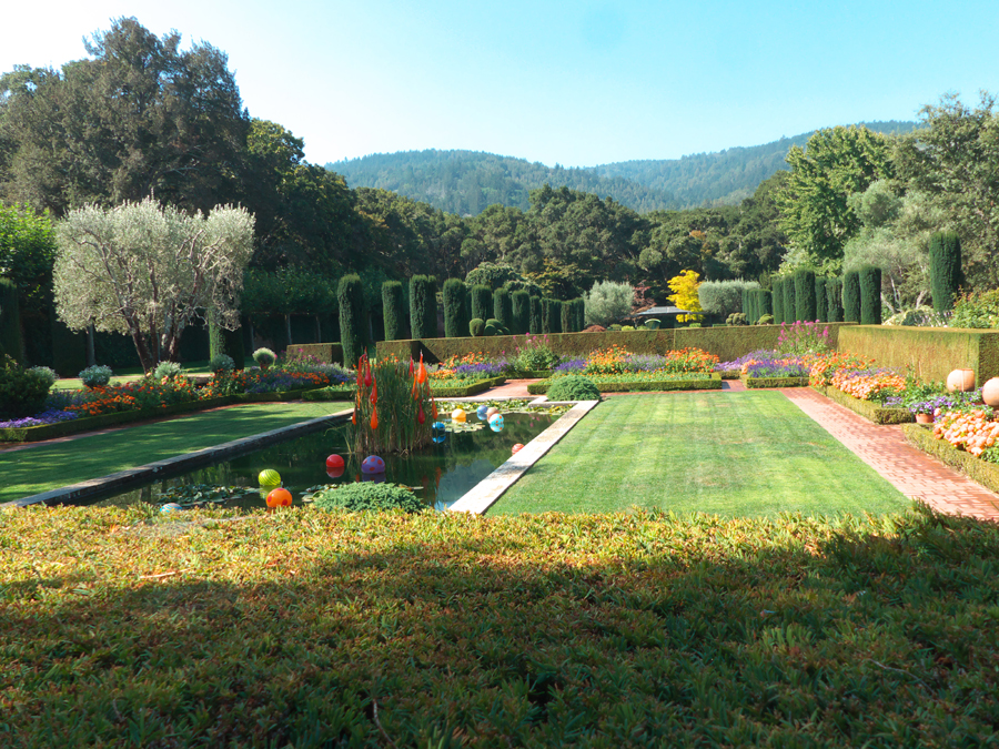Sunken Garden at Filoli