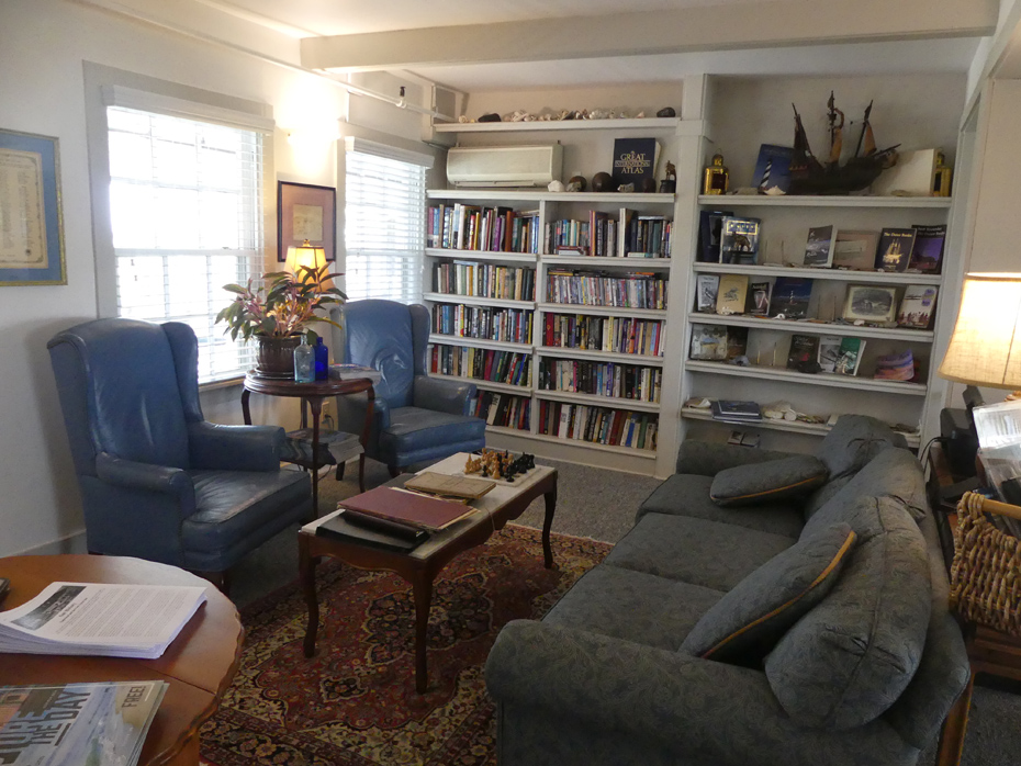Library at First Colony Inn