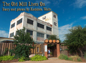 Old Mill In Abilene, TX