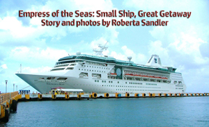 Empress of the Sea Cruise Ship