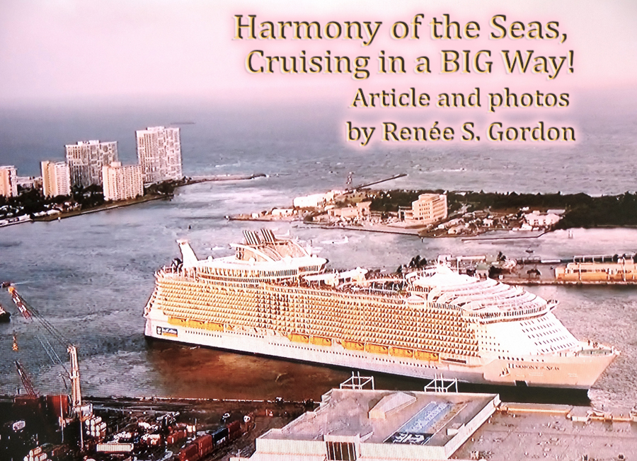 Harmony of the Seas docked used as header