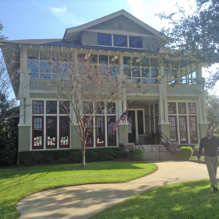 Home at Biedenharn Museum and Gardens  In Monroe, Louisiana