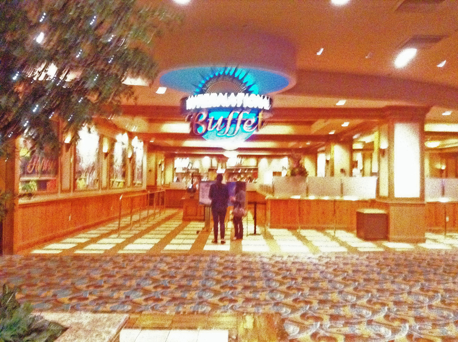 Buffett Sam's Town Casino in Shreveport