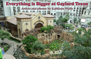Gaylord Texan in Grapevine, Texas used as Header photo