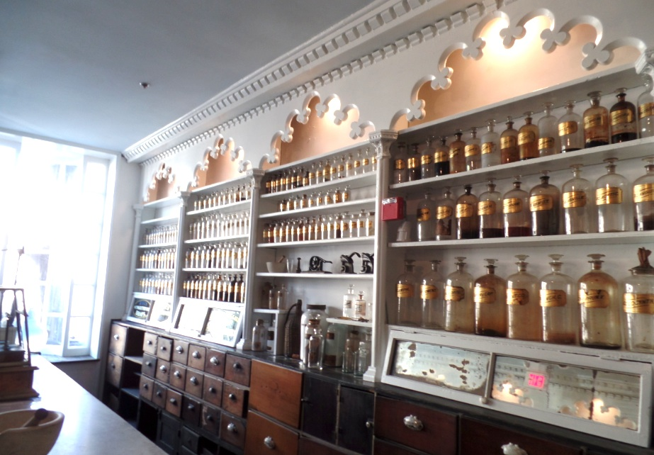 Stabler Leandbeater Apothecary Shop  at Alexandria, Virginia
