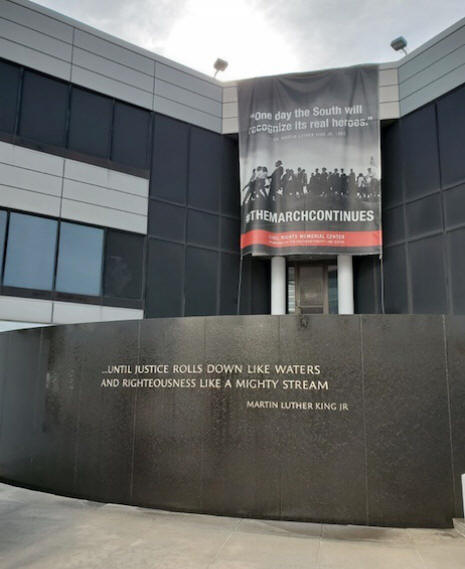 facade of Southern Poverty Law Center