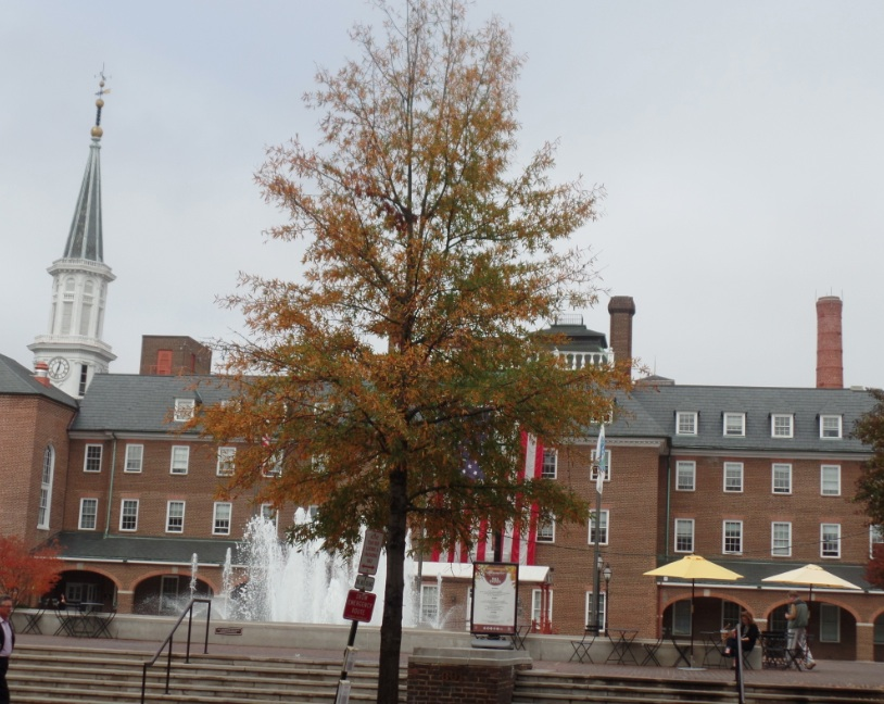 Market Square at Alexandria, Virginia