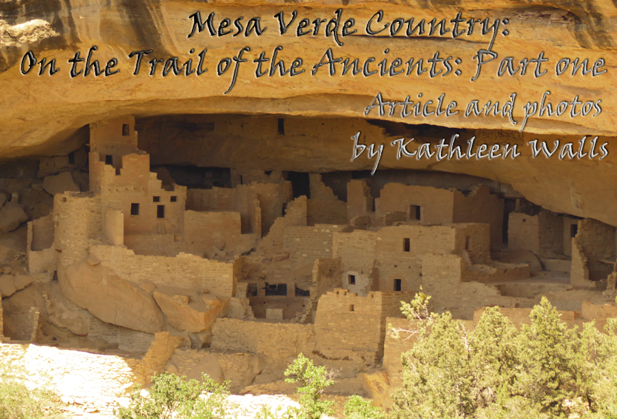 <H1>Mesa Verde Country: On the Trail of the Ancients</H1>