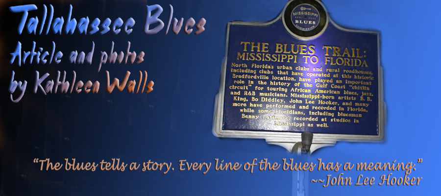 Header sing showing Mississippi Blues Trail sign with header