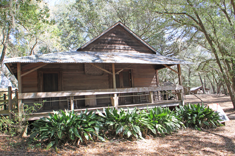 Turpentine Commissary at Tallahassee Museum