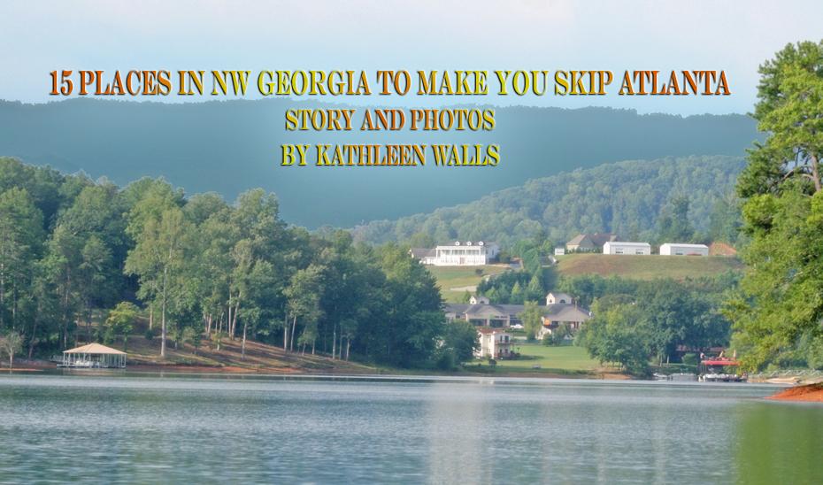 Northwest Georgia Trails