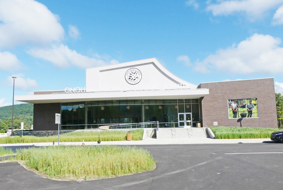 Seneca cultural center