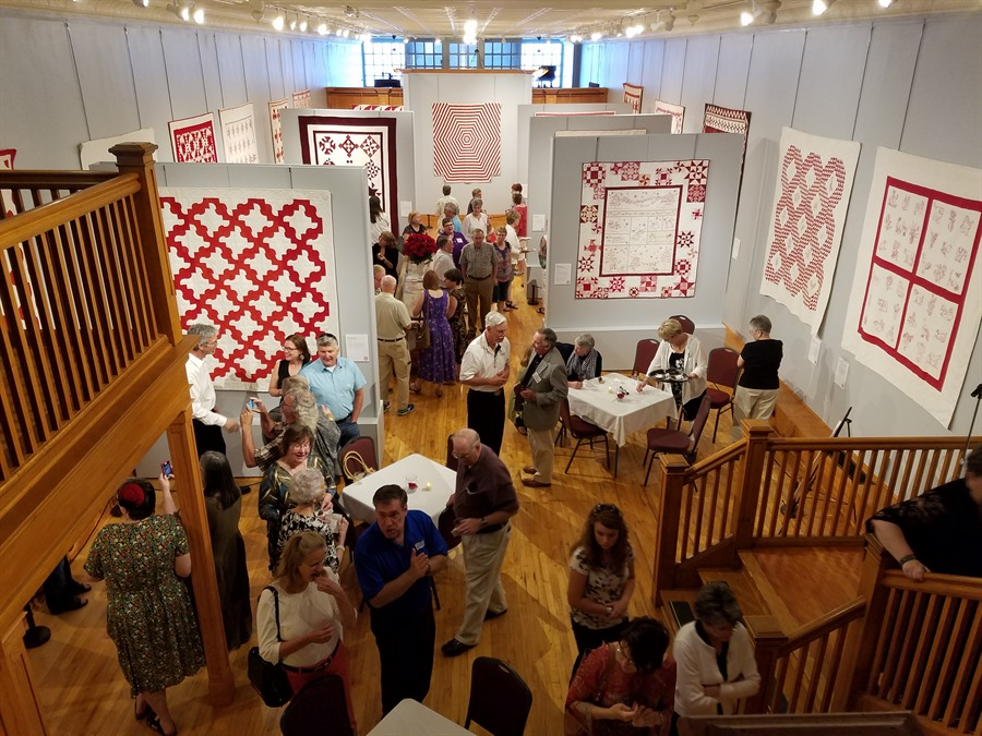 Piecework Quilt Museum in Madison county