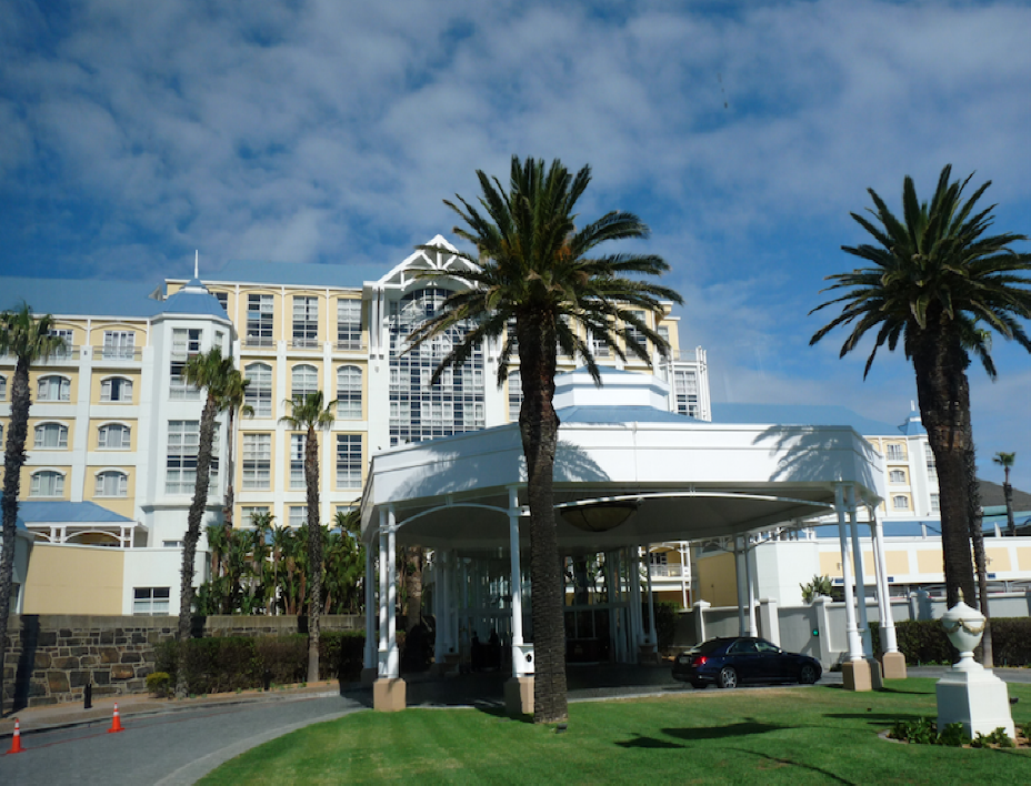Table Bay Hotel in Cape town