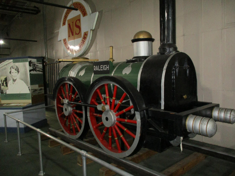 Old fashioned train engine