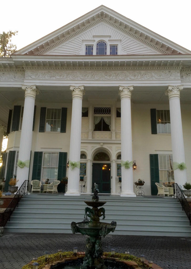 The exterior of the Rosemary Inn in North Augusta, S.C.