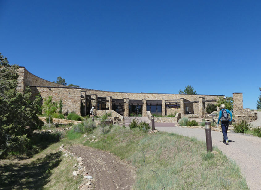 Anasazi Heritage Center in Canyon of the Ancients
