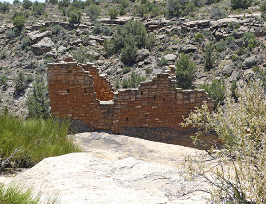 Stronghold House at Hovenweep