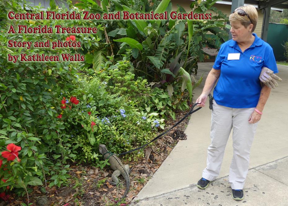 Central Florida Zoo and Botanical Garden